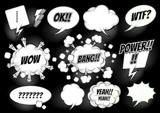 Comic speech 152