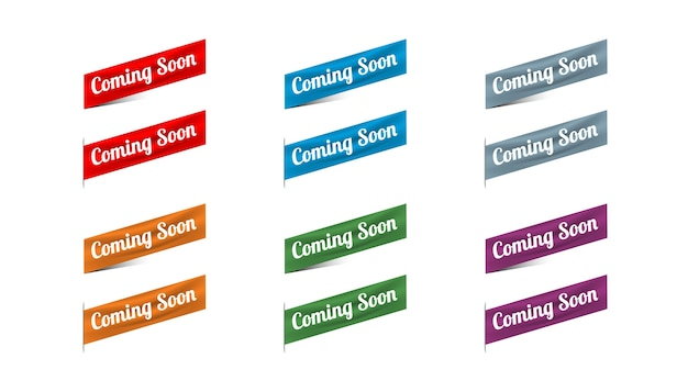 Coming soon  set banner  .