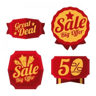 Commerce tag design