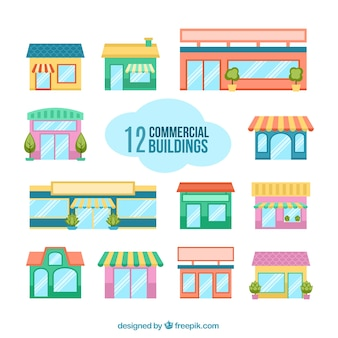 Commercial buildings