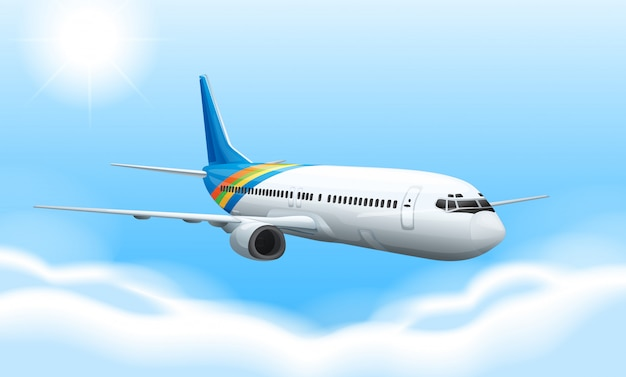 Commerical aircraft