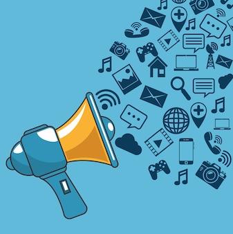 소셜 미디어와의 커뮤니케이션 및 홍보 전략