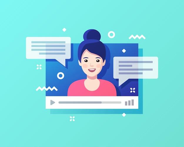 Общение, диалог, беседа на онлайн-форуме.