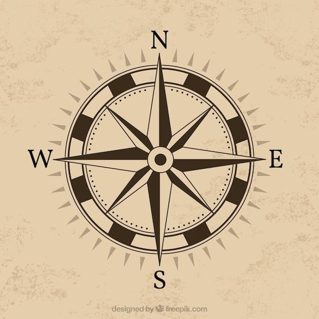 compass vectors photos and psd files free download rh freepik com free vector compass rose image free vector drawing compass