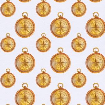 Compass pattern background