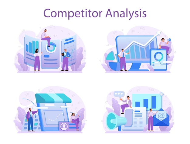 Набор концепций анализа конкурентов