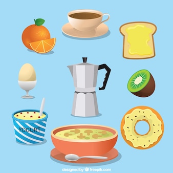完全な朝食