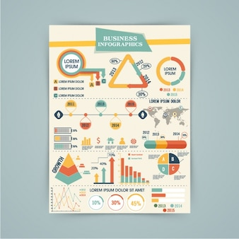 Complete infographic template