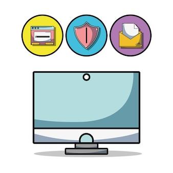 Computer data center system information