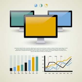 Grafica desktop di computer