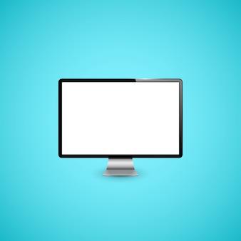 컴퓨터 디스플레이 그림.