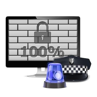 コンピュータセキュリティの概念
