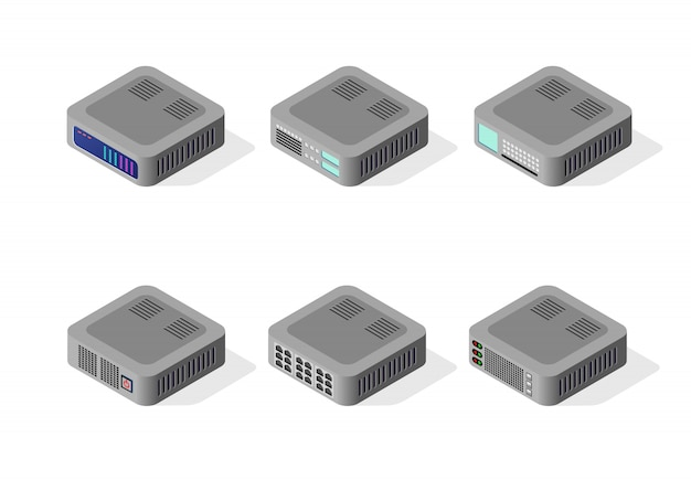 Computer set of cloud storage