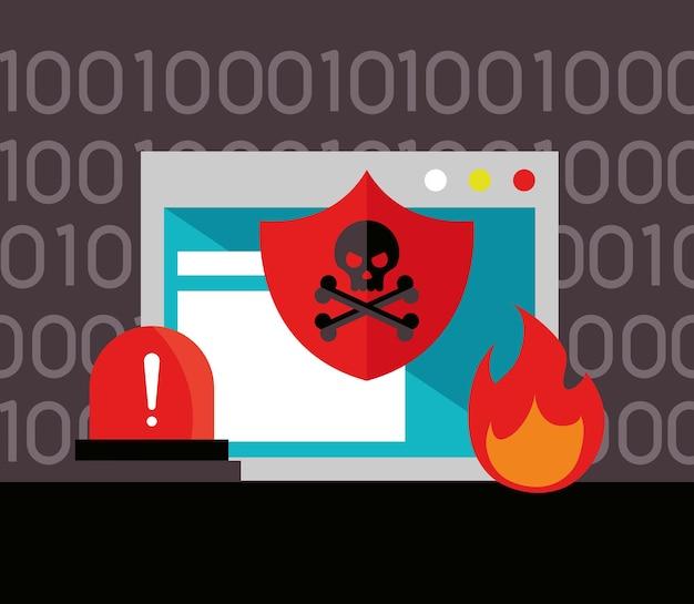 Данные компьютерных угроз