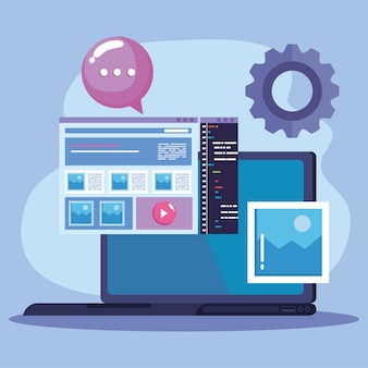 Computer and web design