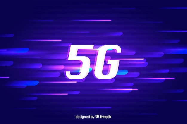 Concept 5g background