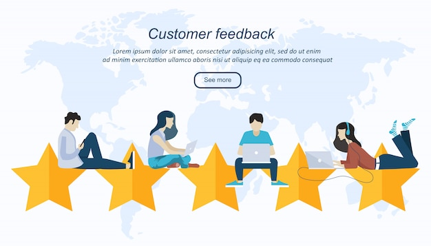 Concept of customer feedback
