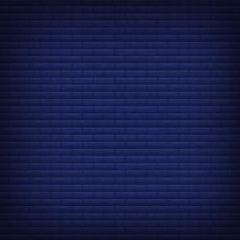 コンセプト暗いレンガの壁の背景
