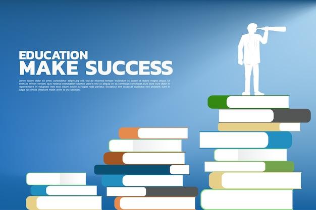 Concept education make success