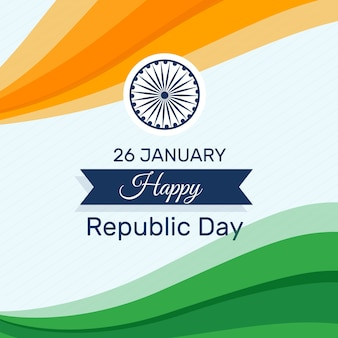 Concept for india republic day event
