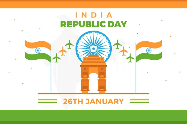 Concept for india republic day