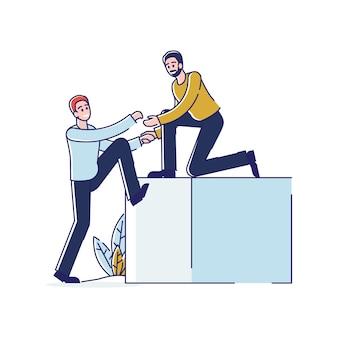 Концепция взаимопомощи в карьере и бизнесе
