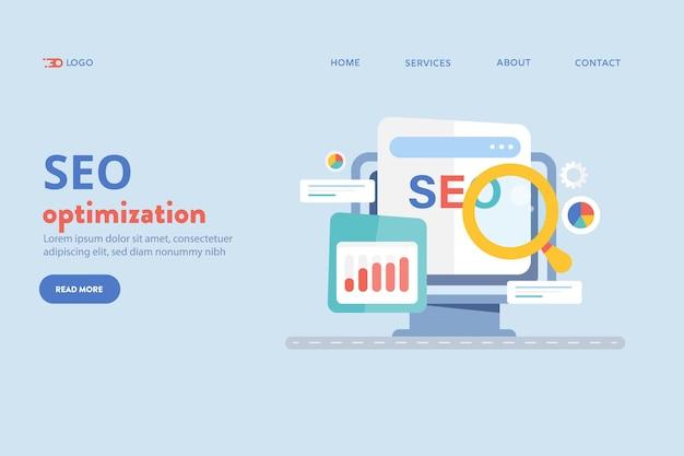 Seo検索エンジン最適化ベクトルの概念