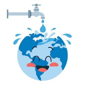 Концепция word water day