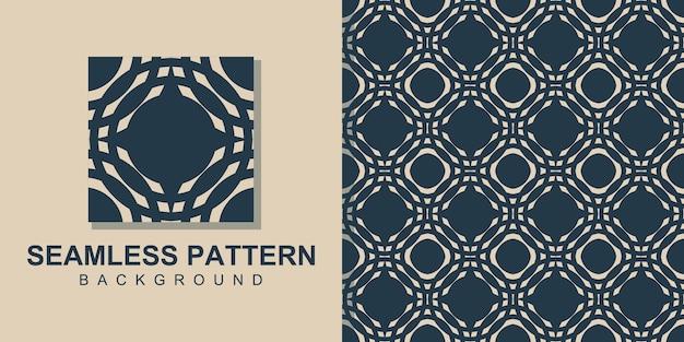 원형 모양으로 개념 완벽 한 패턴 배경