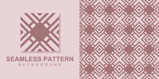 모양으로 개념 완벽 한 패턴 배경