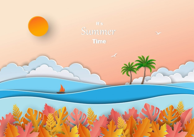 Concept of summer time