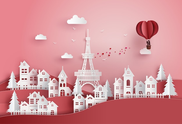 Concept of valentine's day and wedding ,