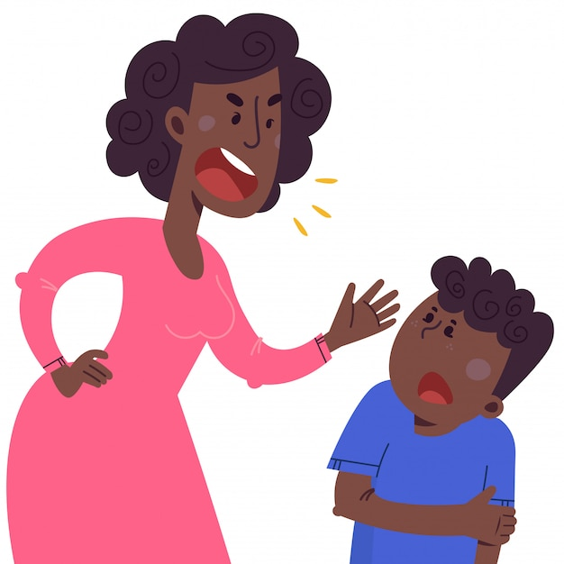 The concept of violence and abuse in the family