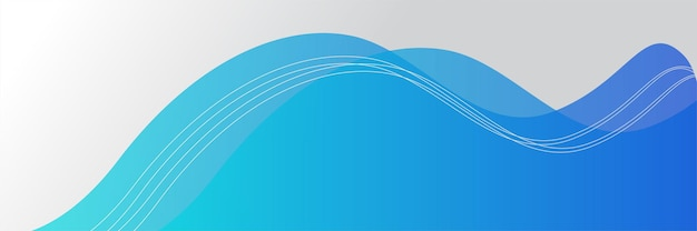 Conference vector template. abstract dotted blue background for it conference invitation, business meeting. banner for social media announcement
