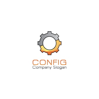 Configuration icon logo