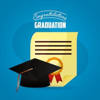 おめでとう卒業カード
