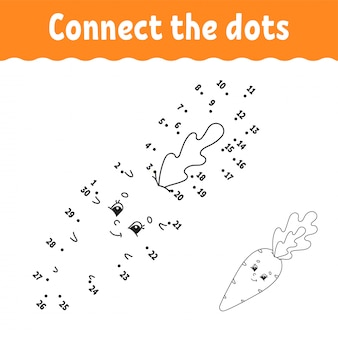 Connect dot to dot.