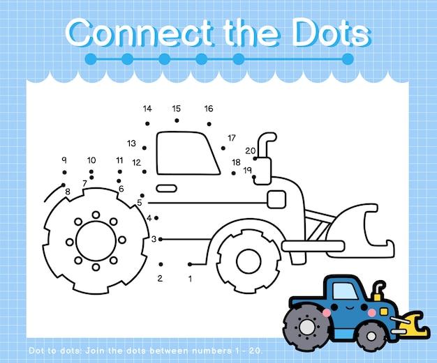 Connect the dots grader - игры для детей от 1 до 20.