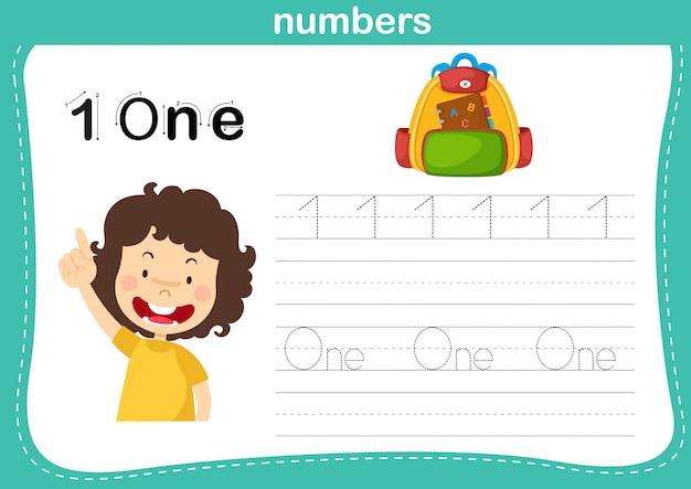 ドットと印刷可能な数字をつなげて、幼稚園と幼稚園の子供たちのイラストを練習します。