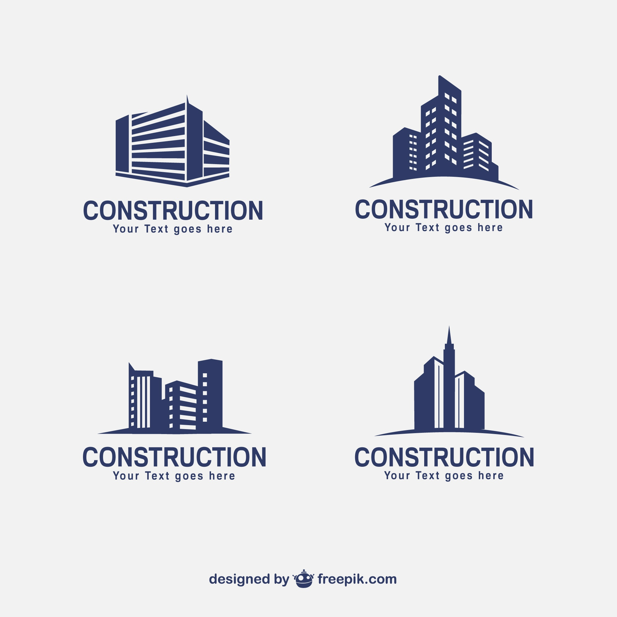 Construction buildings