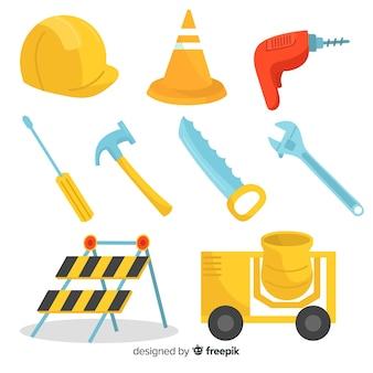 Коллекция строительной техники