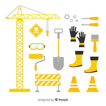 Construction equipment collection