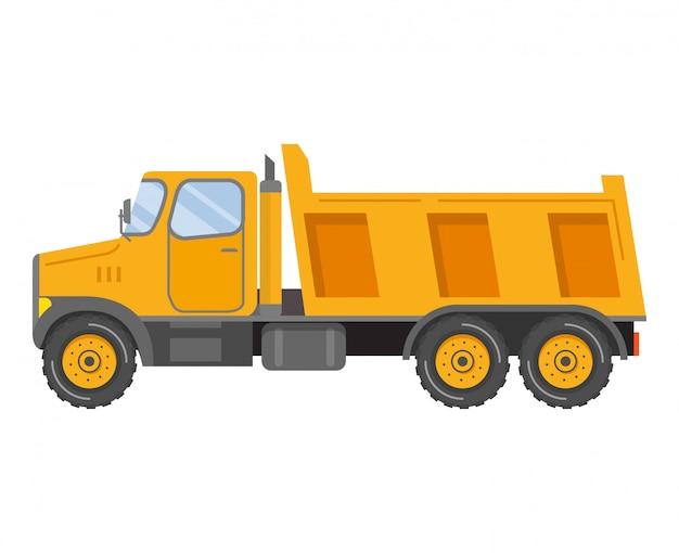 建設機械用ダンプカー
