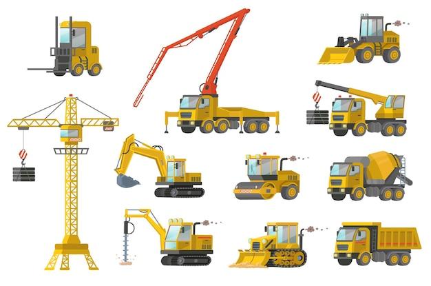 Комплект строительного оборудования