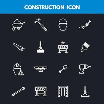 Иконки для строительства