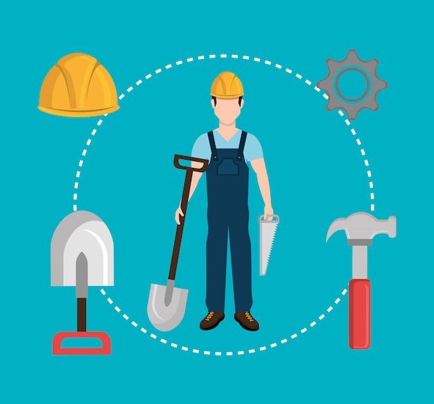 建設業とツール