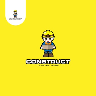 建設マスカウトのロゴ