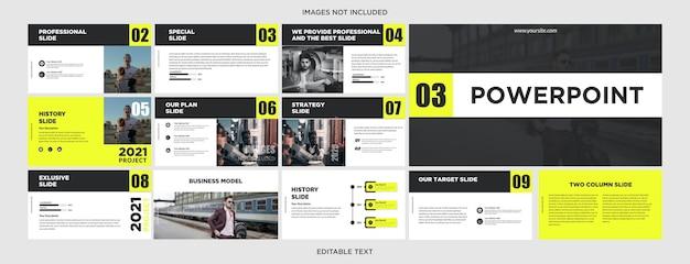 Дизайн презентации строительства