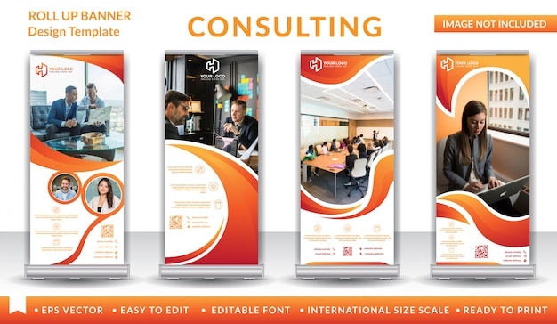 Consulting roll up template