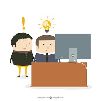 コンサルティング·サービスのアイデア